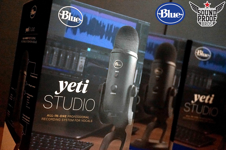 ไมค์ Blue YETI STUDIO, YETI CASTER