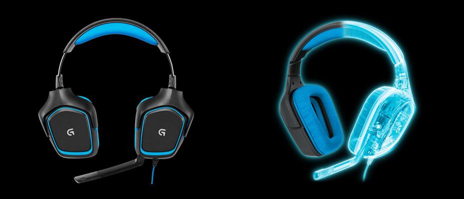 Logitech G430 Headphone : Sound Proof Bros