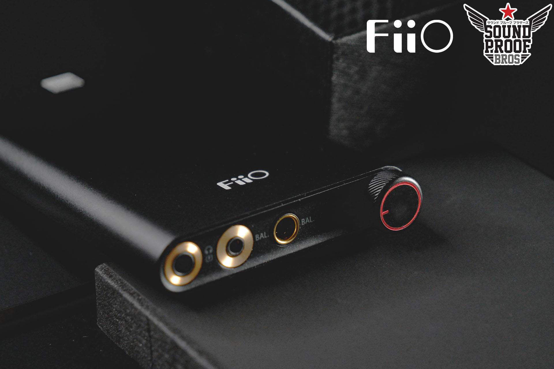 FiiO Q3 DAC/Amplifier