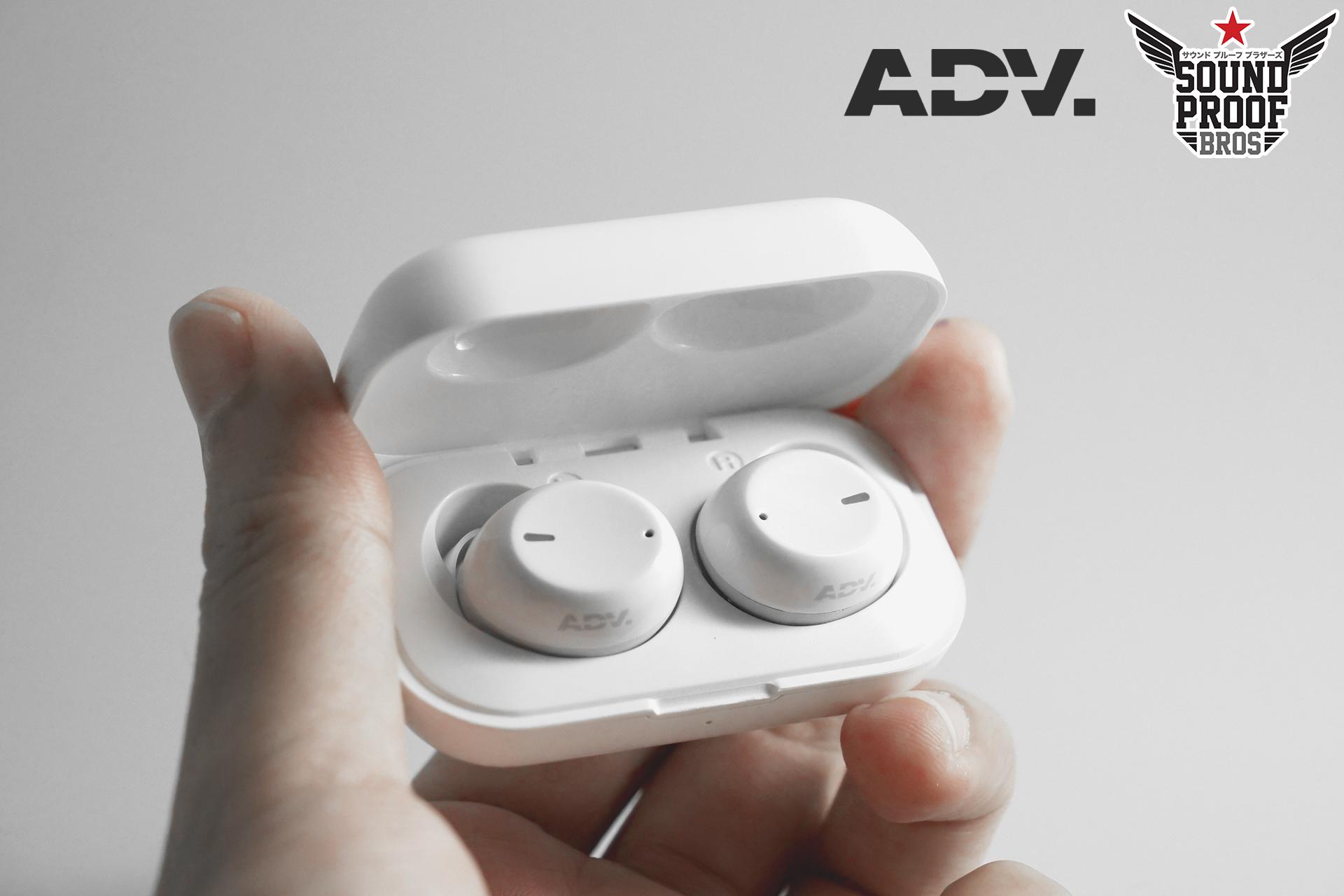หูฟังไร้สาย ADV. MODEL Y